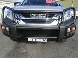 2016 Isuzu MU-X LS-T MY15.5 4X4 Dual Range Silver