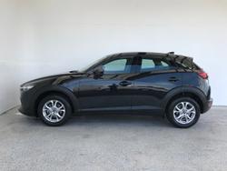 2019 Mazda CX-3 Maxx Sport DK Black