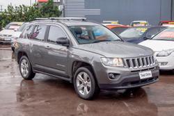 2013 Jeep Compass Sport MK MY13 4X4 On Demand Grey