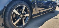 2016 Holden Commodore SS Black VF Series II MY16 Black