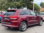 2020 Jeep Grand Cherokee Summit WK MY20 4X4 Dual Range Red
