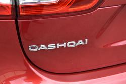2017 Nissan QASHQAI ST J11 Magnetic Red