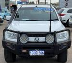 2014 Holden Colorado LX RG MY14 4X4 Dual Range Summit White