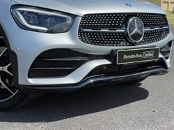 2019 Mercedes-Benz GLC-Class GLC300 X253 Four Wheel Drive Silver
