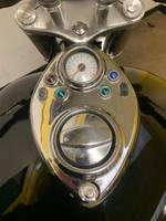 2008 Triumph SPEEDMASTER Black