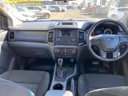 2017 Ford Ranger XL Hi-Rider PX MkII MY18 Frozen White