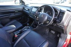 2015 Mitsubishi Outlander Exceed ZK MY16 4X4 On Demand Red