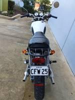 2016 SOL INVICTUS THE NEMESIS XY400 White