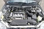 2001 Ford Laser SR2 KQ Gold Rush