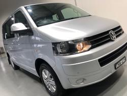 2015 Volkswagen Multivan TDI340 Comfortline T5 MY15 Silver