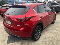 2018 Mazda CX-5 GT KF Series AWD Red