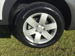 2015 Holden Captiva 7 LS CG MY15 White