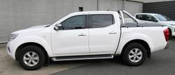 2016 Nissan Navara ST D23 Series 2 White