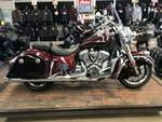 Indian 2021 Indian 1900CC Springfield Maroon / Crimson Metallic