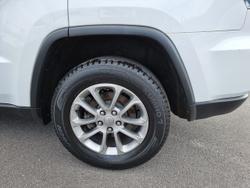 2013 Jeep Grand Cherokee Laredo WK MY13 4X4 Constant White