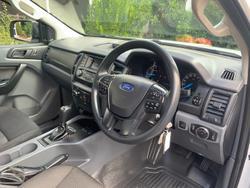 2016 Ford Ranger XL Hi-Rider PX MkII Cool White
