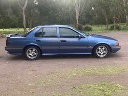 1992 Ford Fairmont EB II Blue