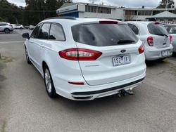 2017 Ford Mondeo Ambiente MD MY17.5 White
