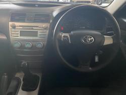 2007 Toyota Camry Altise ACV40R White