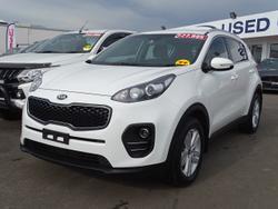 2018 Kia Sportage Si QL MY18 White