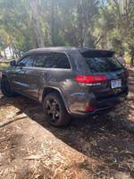 2014 Jeep Grand Cherokee Blackhawk WK MY14 4X4 Dual Range Brilliant Black