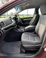 2016 TOYOTA Kluger GX GSU50R GX Wagon 7st 5dr Spts Auto 6sp 2WD 3.5i Moulin Rouge