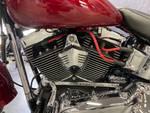 2007 Harley-davidson FLSTF FAT BOY Red