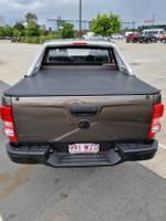 2016 Holden Colorado LTZ RG MY17 4X4 Dual Range Brown