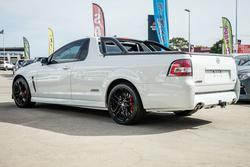 2016 Holden Ute SS V Redline VF Series II MY16 Heron White