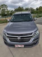2018 Holden Colorado LTZ RG MY18 4X4 Dual Range Grey