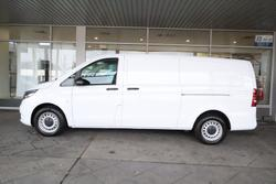 2021 Mercedes-Benz Vito 116CDI 447 Arctic White