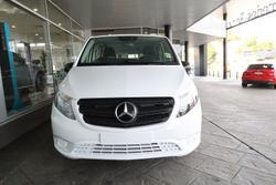 2021 Mercedes-Benz Vito 111CDI 447 Arctic White