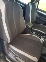2016 Holden Colorado LS RG MY17 4X4 Dual Range Summit White