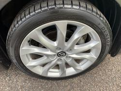 2015 Mazda 3 SP25 BM Series Grey