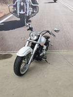 2008 Yamaha XVS650A V-STAR CLASSIC White