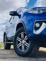 2016 TOYOTA Fortuner GXL GUN156R GXL Wagon 7st 5dr Auto 6sp 4x4 2.8DT Blue