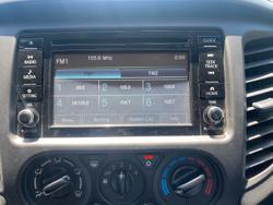 2018 Mitsubishi Triton GLX MQ MY18 White