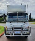 2004 FUSO FIGHTER WHITE