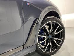 2021 BMW X7 xDrive30d G07 4X4 Constant Grey