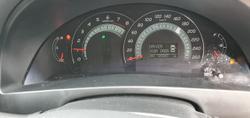 2008 Toyota Aurion Touring GSV40R Silver