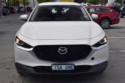 2020 Mazda CX-30 G25 Touring DM Series AWD Snowflake White Pearl