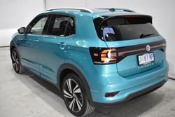 2020 Volkswagen T-Cross 85TSI Style C1 MY20 Makena Turquoise Metallic