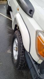 2014 Toyota Landcruiser GXL Troopcarrier VDJ78R 4X4 Dual Range Glacier White