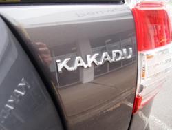 2017 Toyota Landcruiser Prado Kakadu GDJ150R 4X4 Dual Range Grey