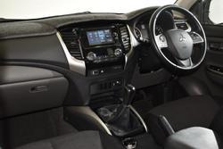 2015 Mitsubishi Triton GLS MQ MY16 4X4 Dual Range Titanium