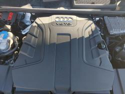 2015 Audi Q7 TDI 4M MY16 Four Wheel Drive Black