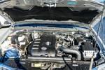 2013 Nissan Navara ST D40 Series 6 4X4 Silver Lightning