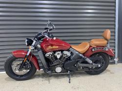 2017 Indian SCOUT Red