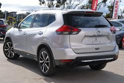 2020 Nissan X-TRAIL Ti T32 Series III MY20 4X4 On Demand Silver