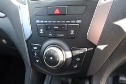 2015 Hyundai Santa Fe Active DM3 Series II MY16 4X4 On Demand Red